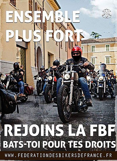 126 Federation des Bikers de France 2